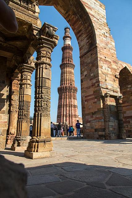 Qutb Minar and its Monuments, Delhi ref:233