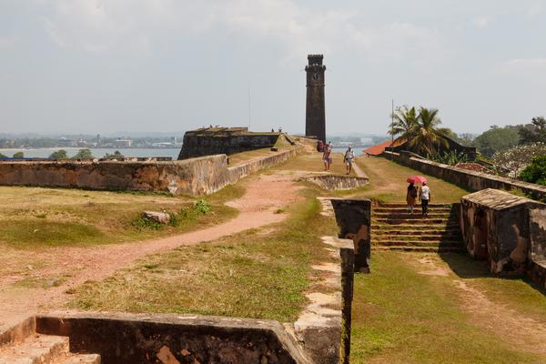 Old Town of Galle and its Fortifications ref:451